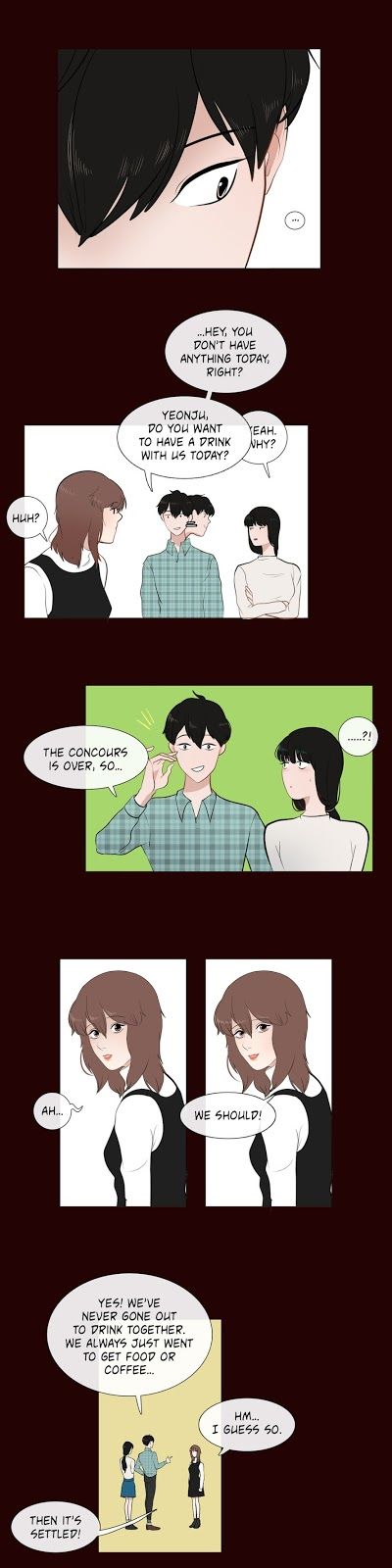 Serenade (keum Kyesoo) - Chapter 11