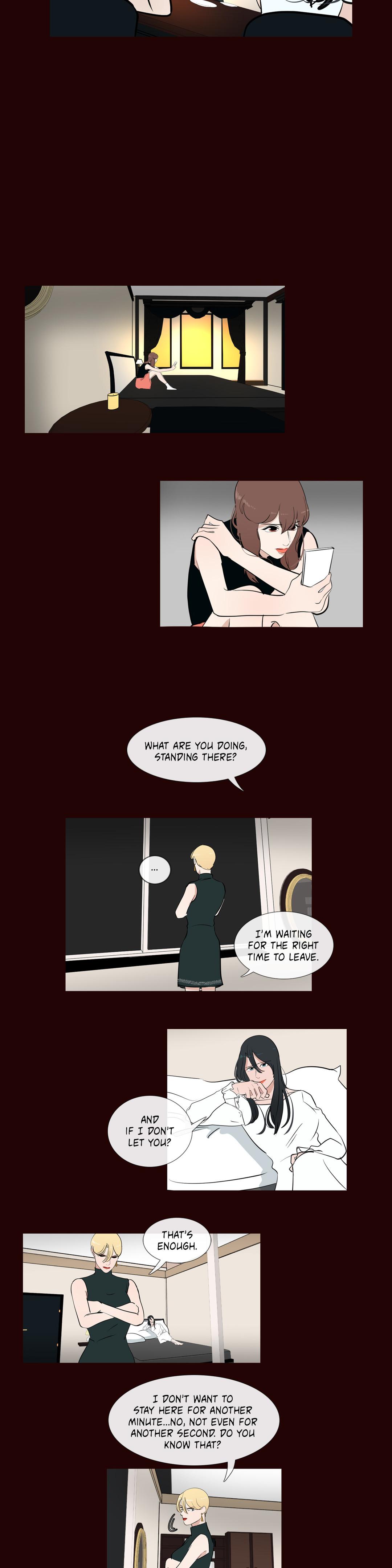 Serenade (keum Kyesoo) - Chapter 54