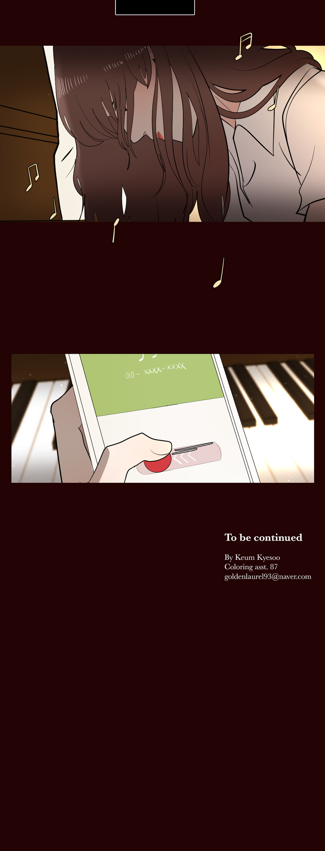 Serenade (keum Kyesoo) - Chapter 64