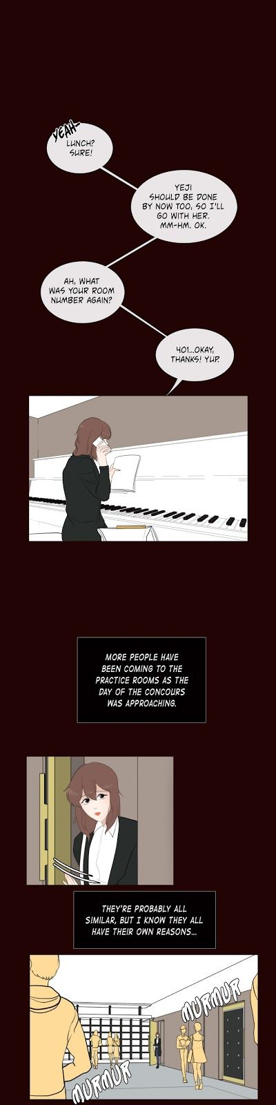 Serenade (keum Kyesoo) - Chapter 7