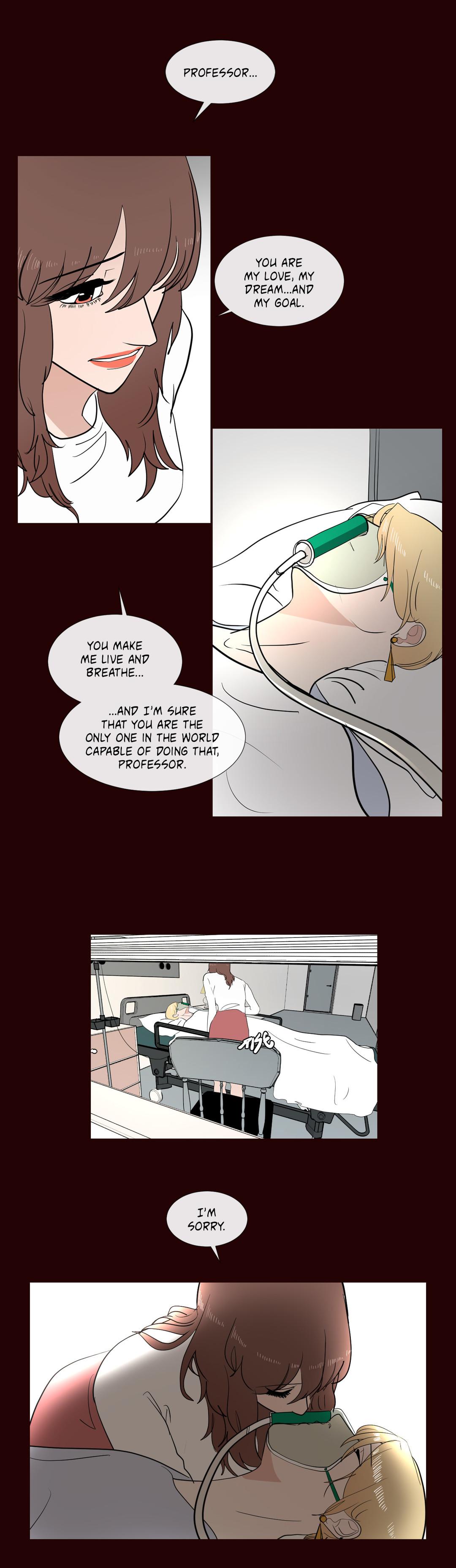 Serenade (keum Kyesoo) - Chapter 70