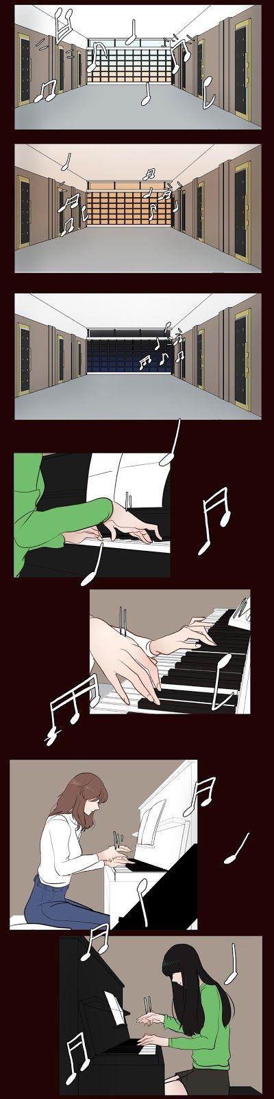 Serenade (keum Kyesoo) - Chapter 8