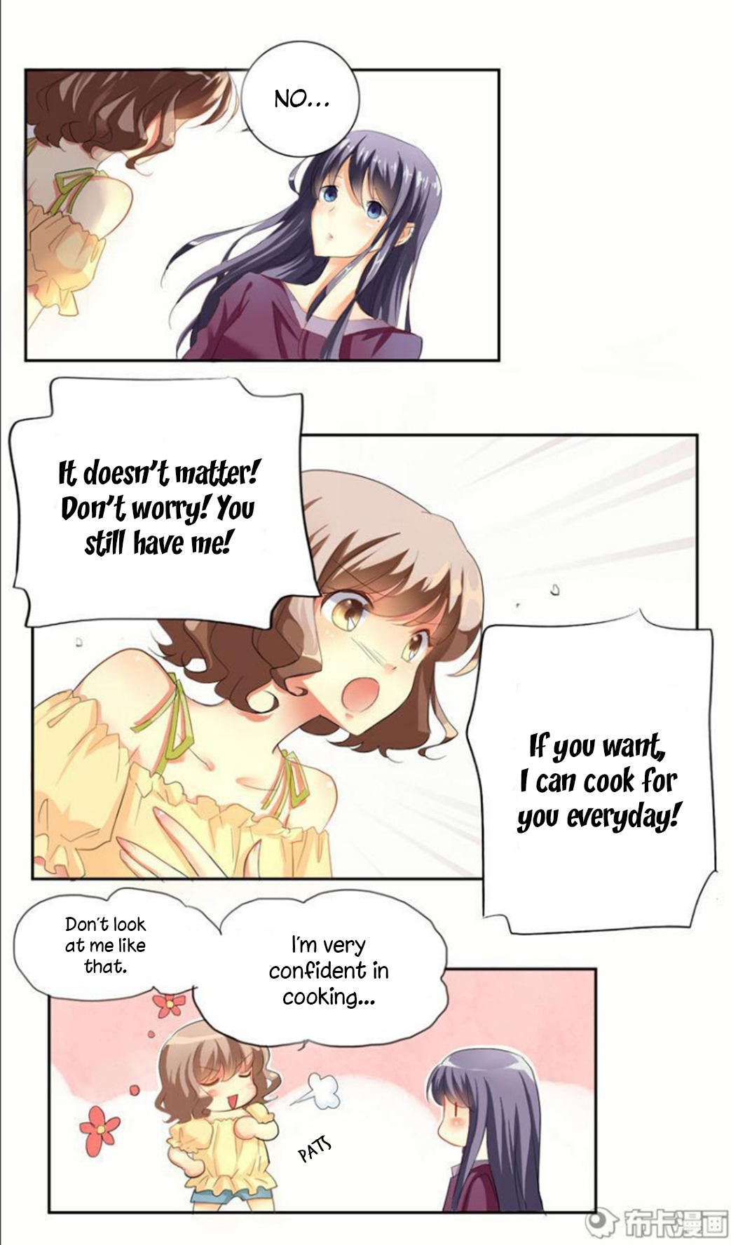 She Who is the Most Special to Me Ch.2