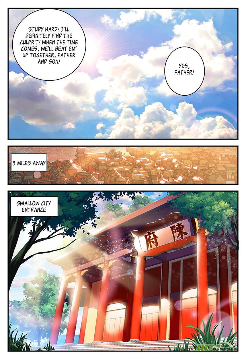 Sheng Wang - Chapter 8