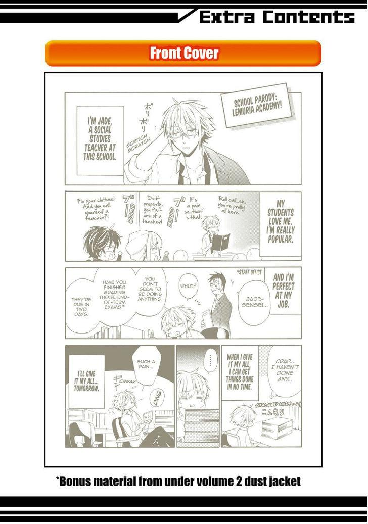 Shinigami to Gin no Kishi - Chapter 10