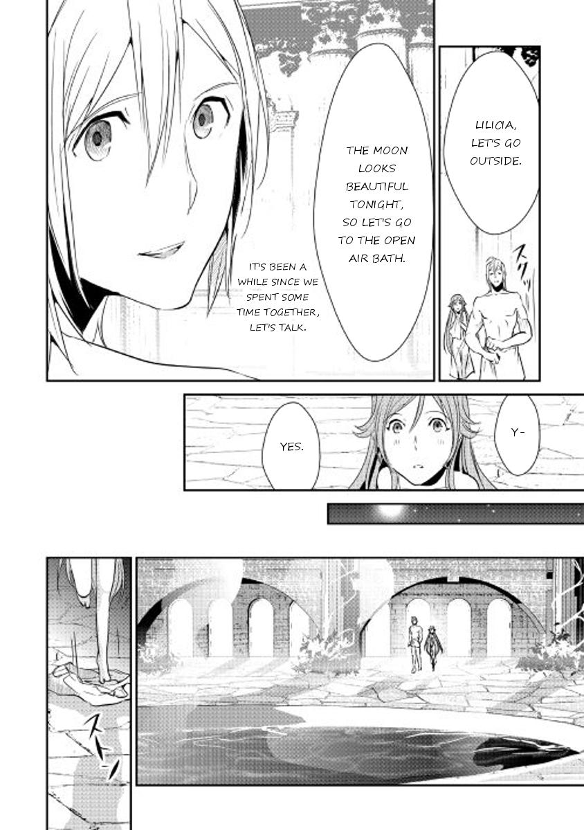 Shiro no Koukoku Monogatari - Chapter 43