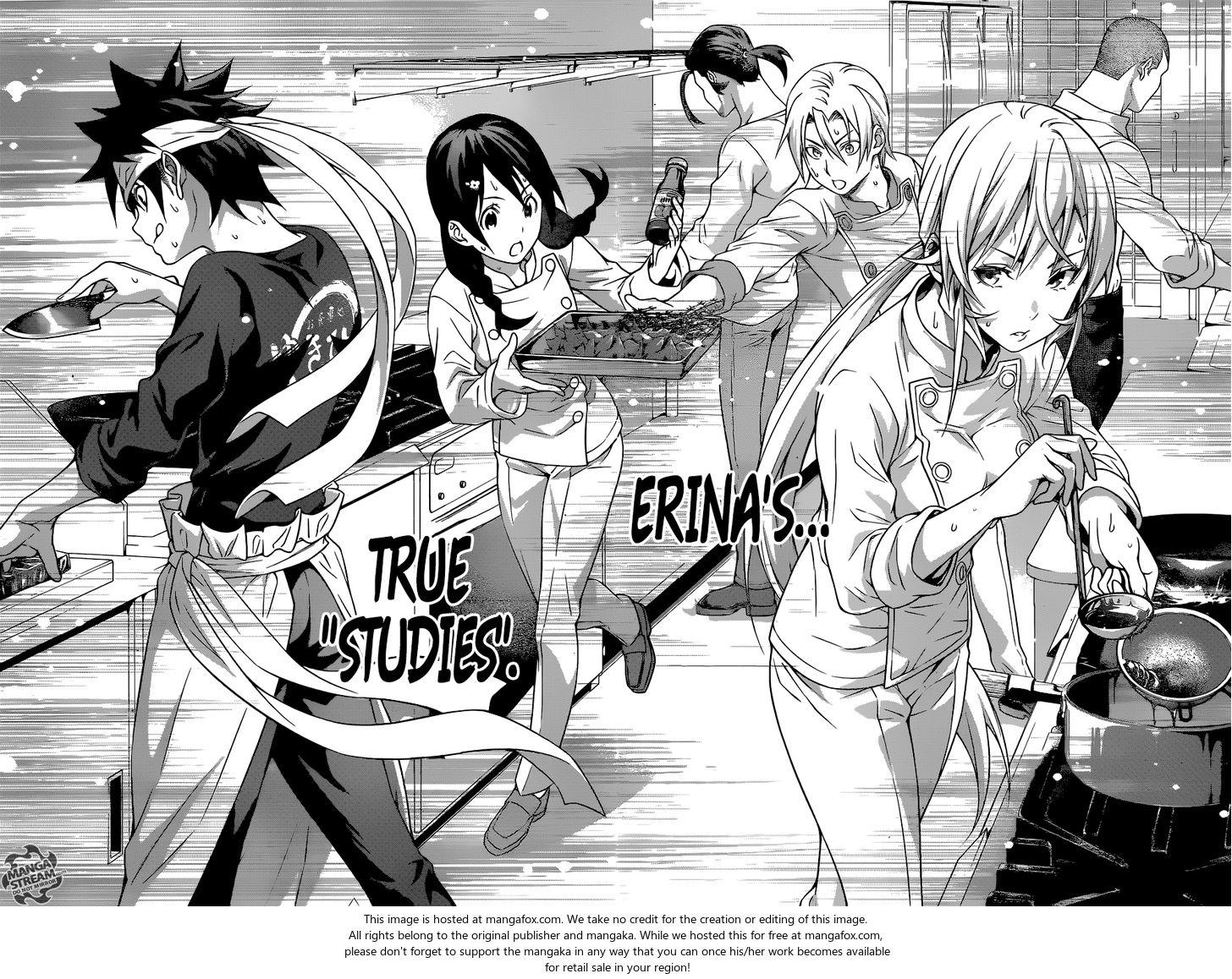 Shokugeki no Soma - Chapter 271