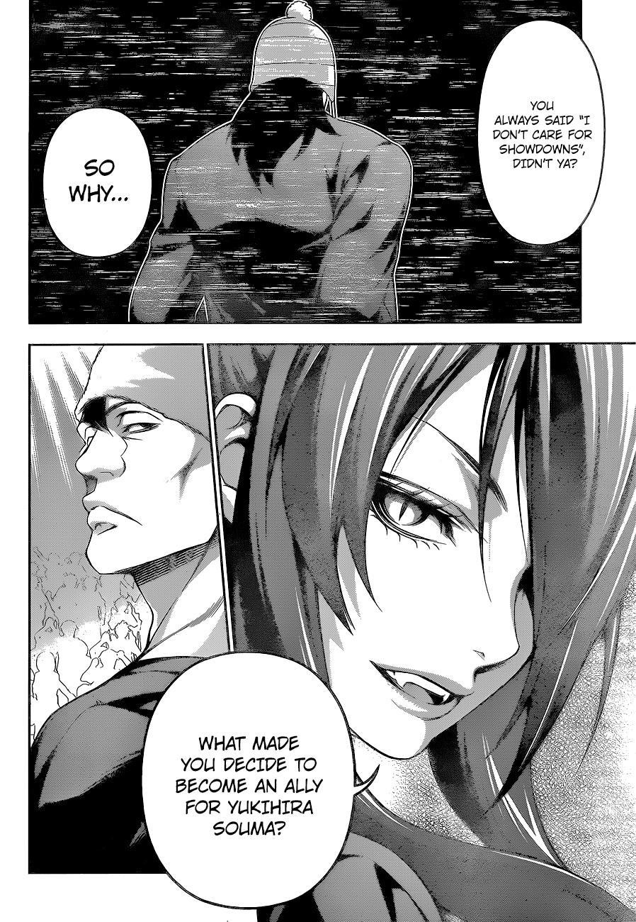 Shokugeki no Soma - Chapter 290