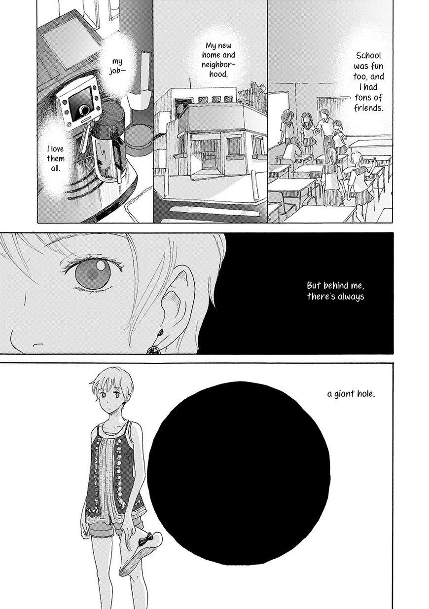 Silent Blue (andou Ikori) - Chapter 3