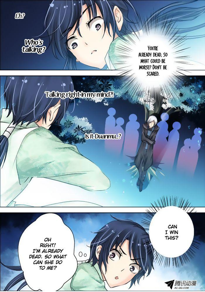 Soul Contract - Chapter 8