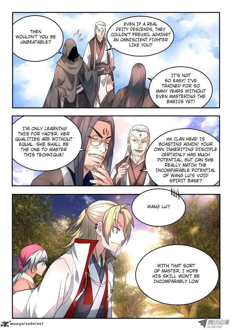 Spirit Blade Mountain - Chapter 57