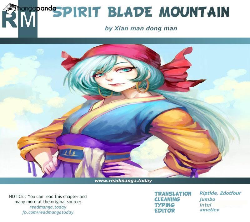 Spirit Blade Mountain - Chapter 58