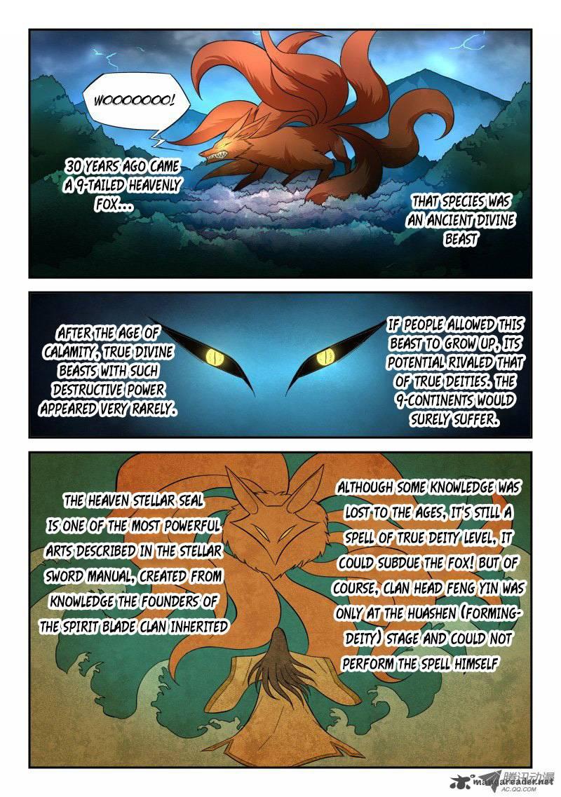 Spirit Blade Mountain - Chapter 61