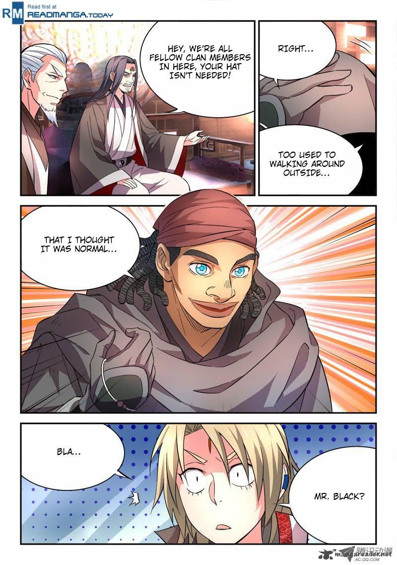 Spirit Blade Mountain - Chapter 62