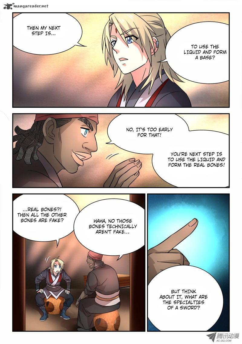 Spirit Blade Mountain - Chapter 63