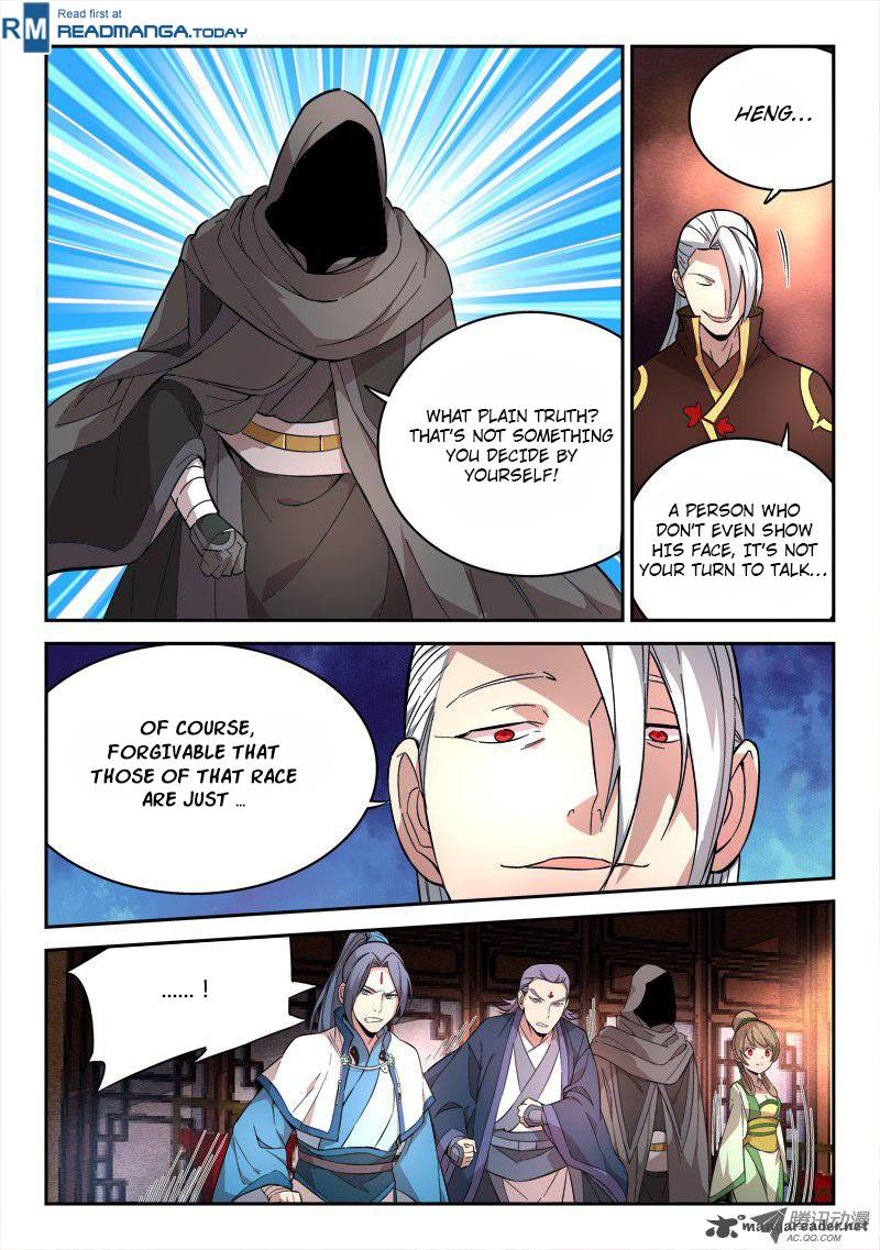 Spirit Blade Mountain - Chapter 66