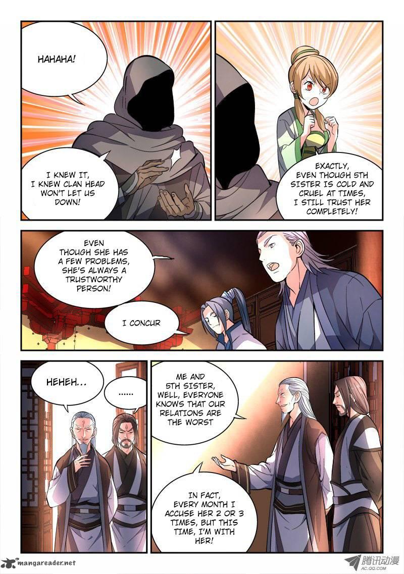 Spirit Blade Mountain - Chapter 71