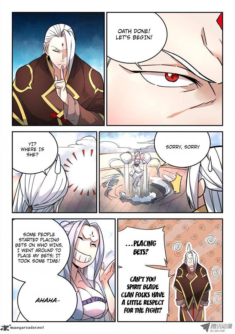 Spirit Blade Mountain - Chapter 72
