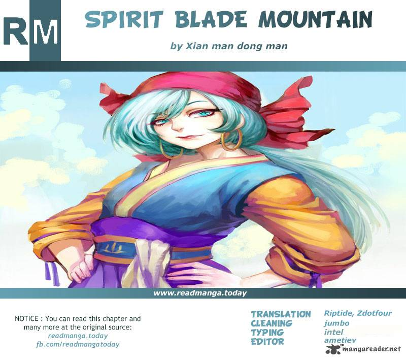 Spirit Blade Mountain - Chapter 76