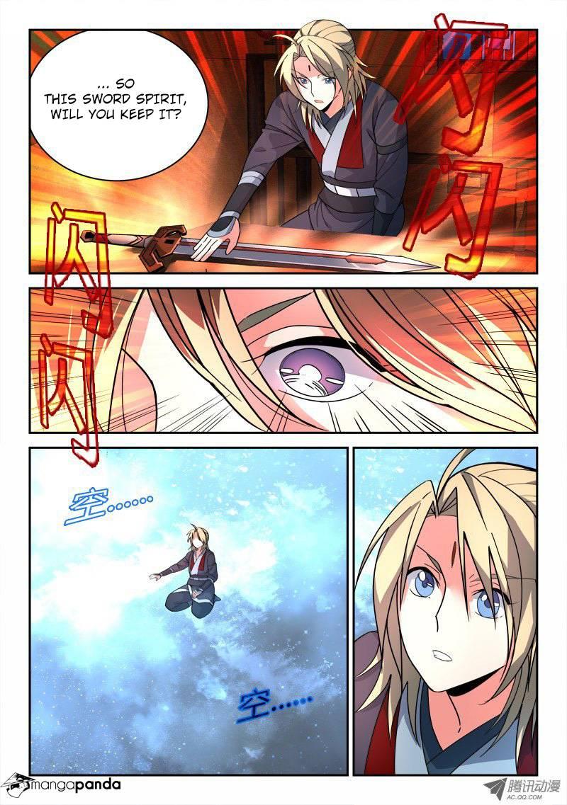 Spirit Blade Mountain - Chapter 83