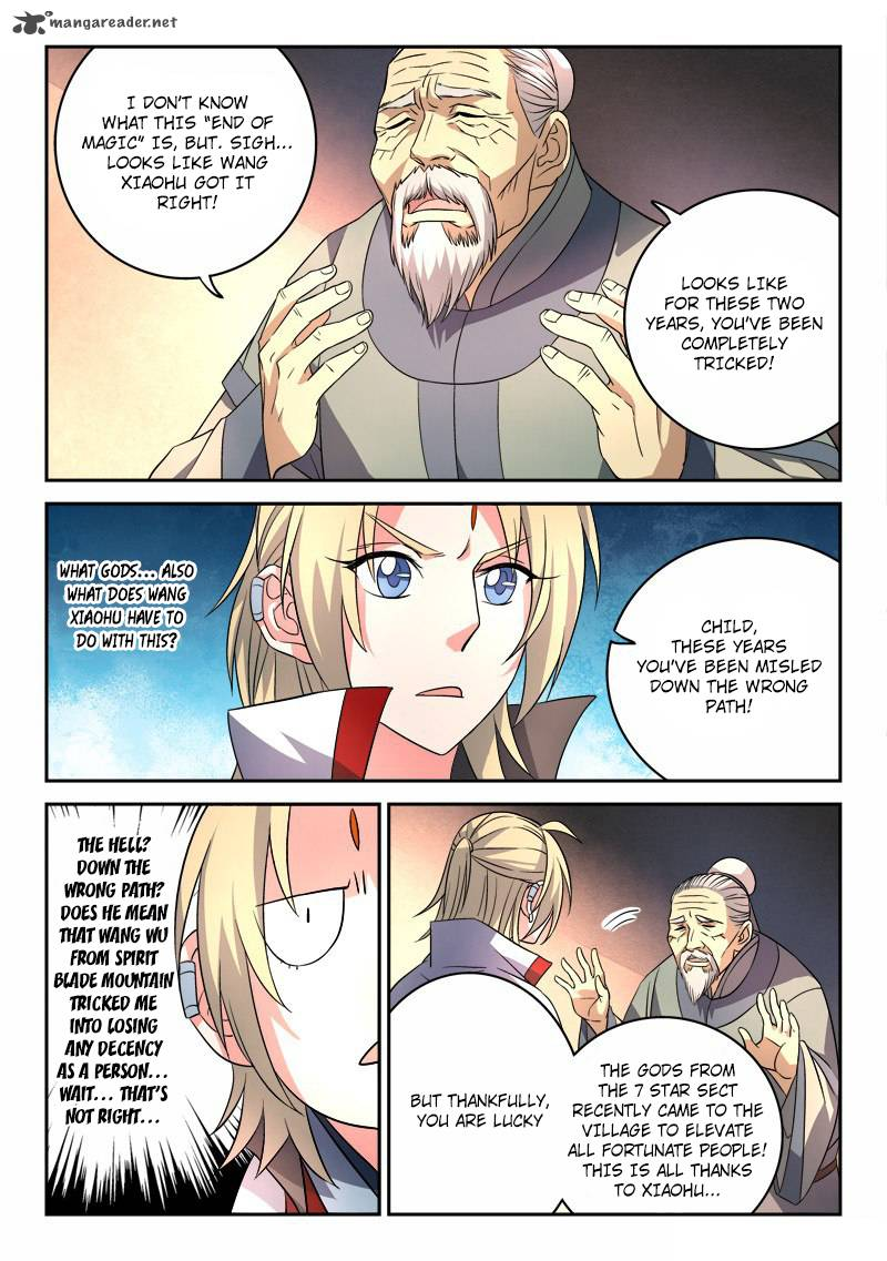 Spirit Blade Mountain - Chapter 84