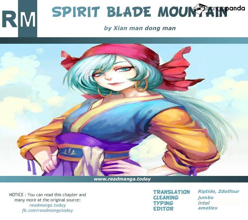 Spirit Blade Mountain - Chapter 87