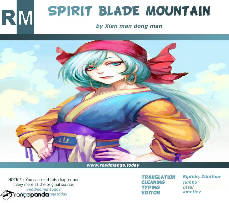 Spirit Blade Mountain - Chapter 95