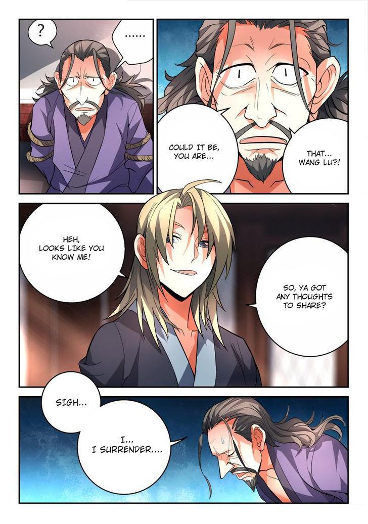 Spirit Blade Mountain - Chapter 97