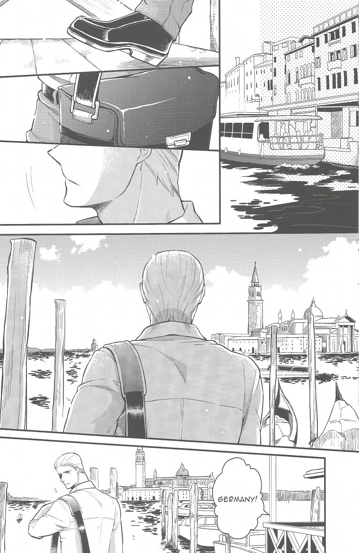 Sposa di Adria chapter 1 page 6