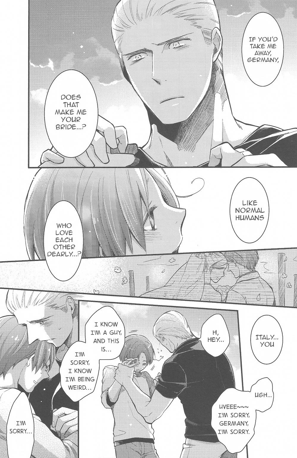 Sposa di Adria chapter 1 page 41