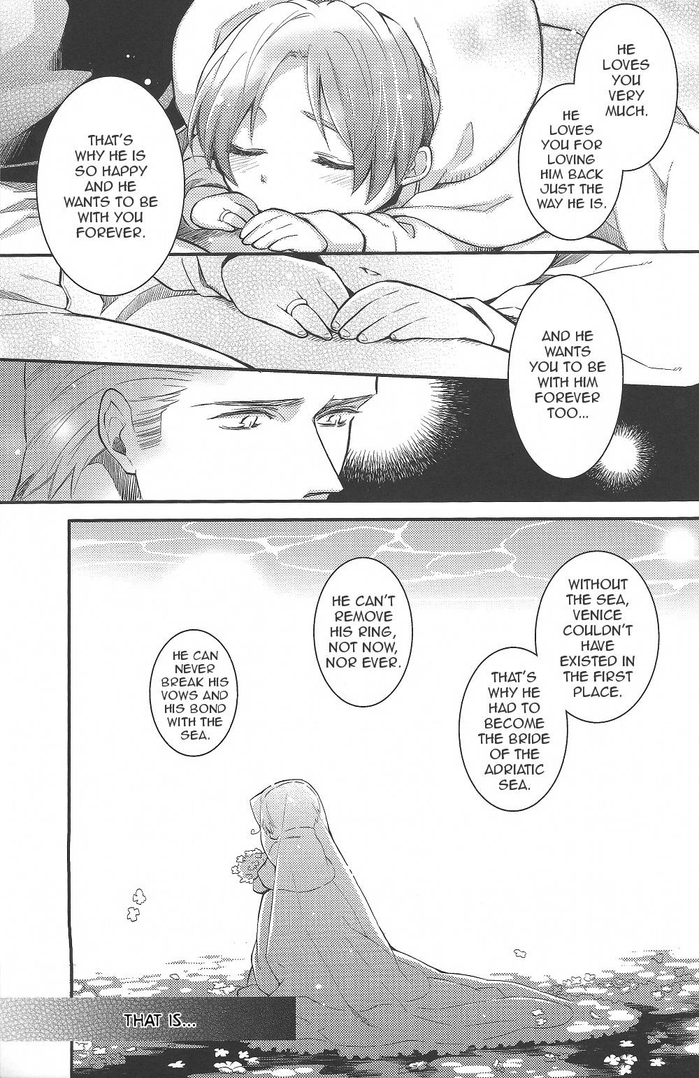 Sposa di Adria chapter 1 page 33