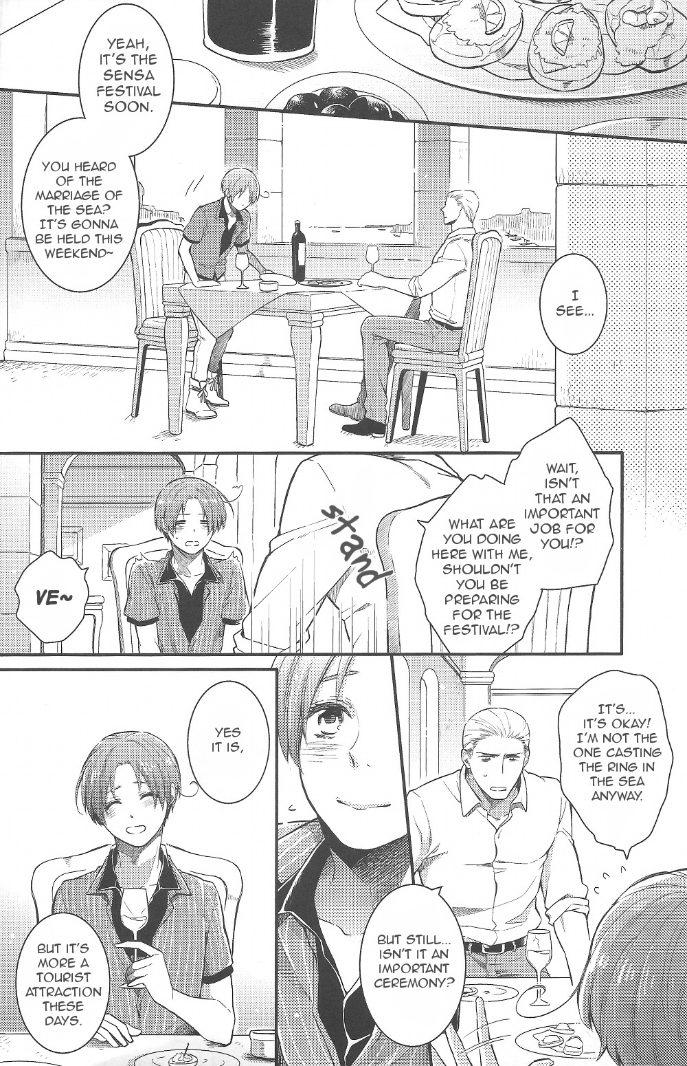 Sposa di Adria chapter 1 page 10
