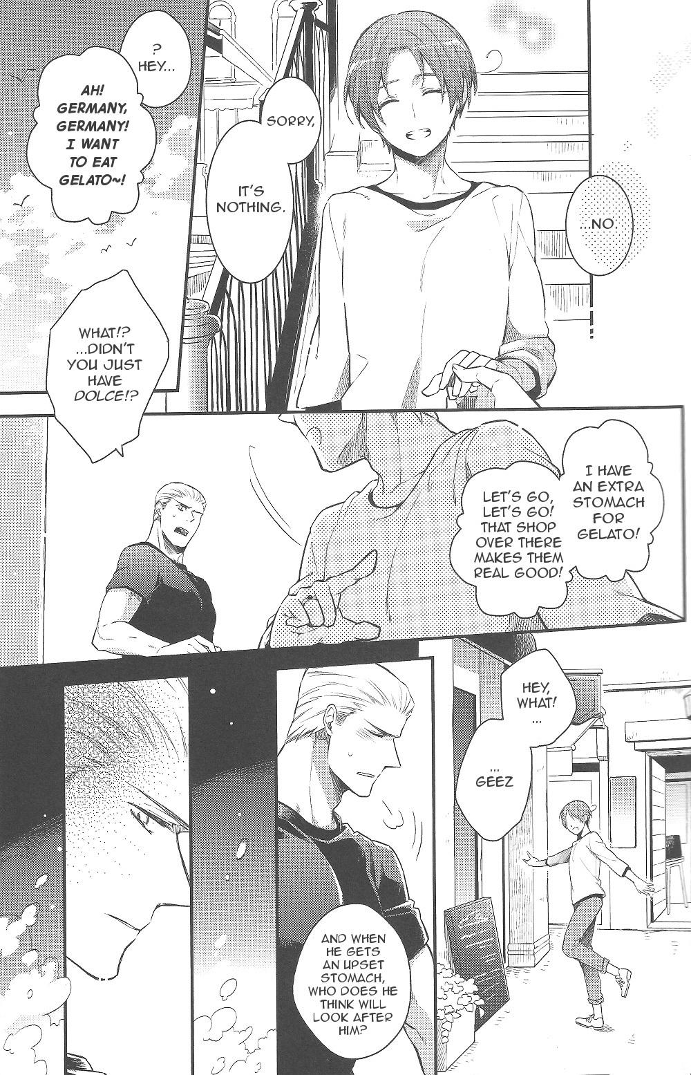 Sposa di Adria chapter 1 page 23