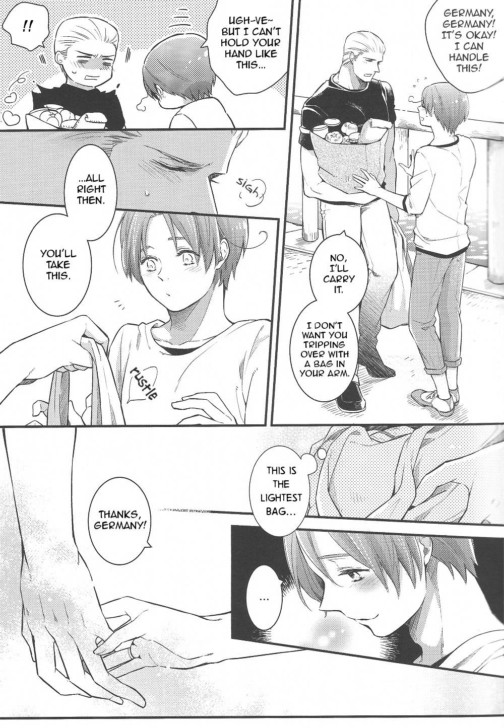 Sposa di Adria chapter 1 page 17