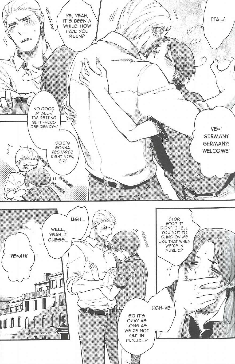 Sposa di Adria chapter 1 page 7