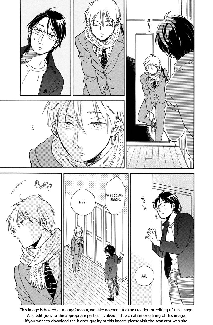 Stay Gold - Chapter 14