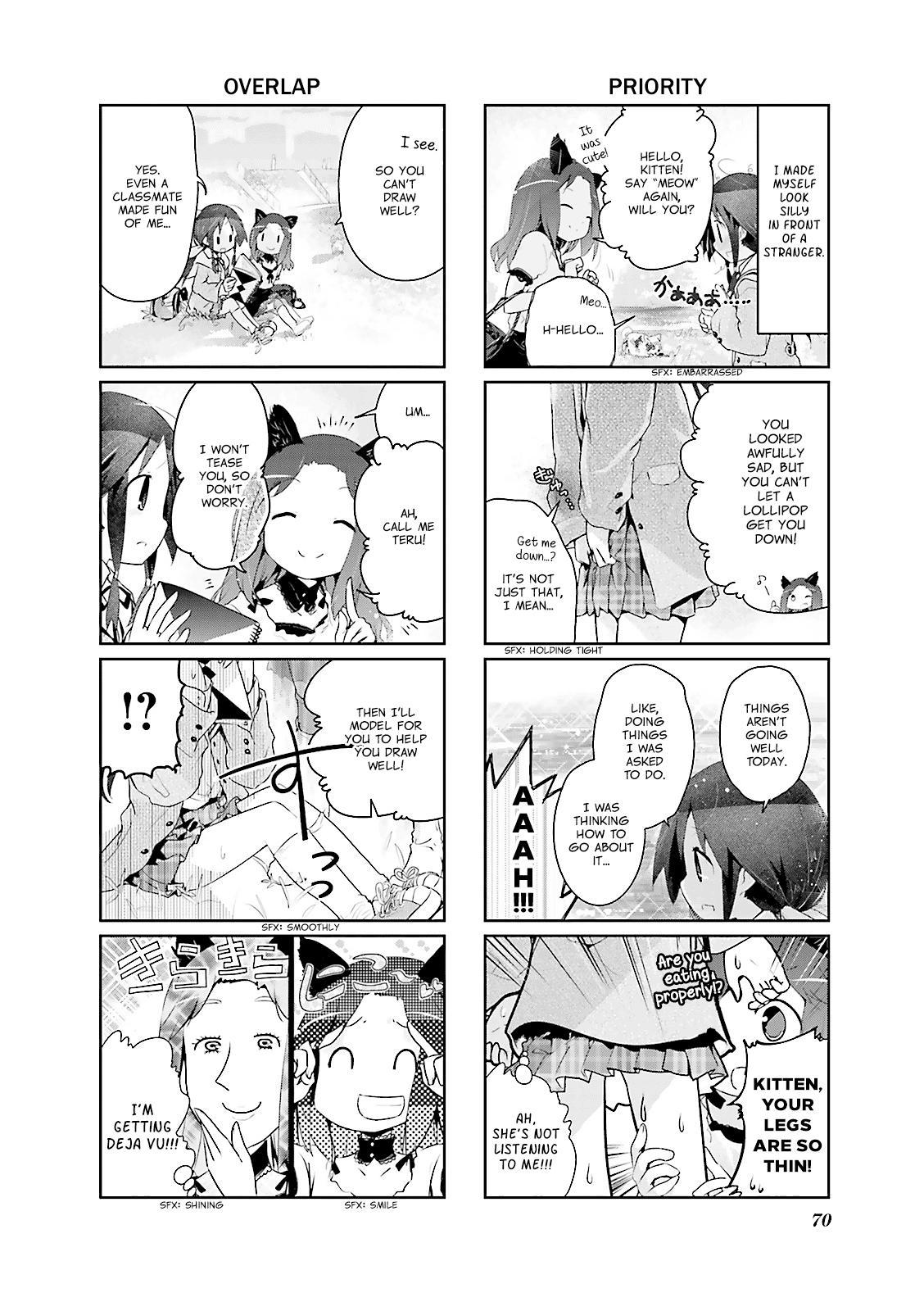 Stella no Mahou - Chapter 8