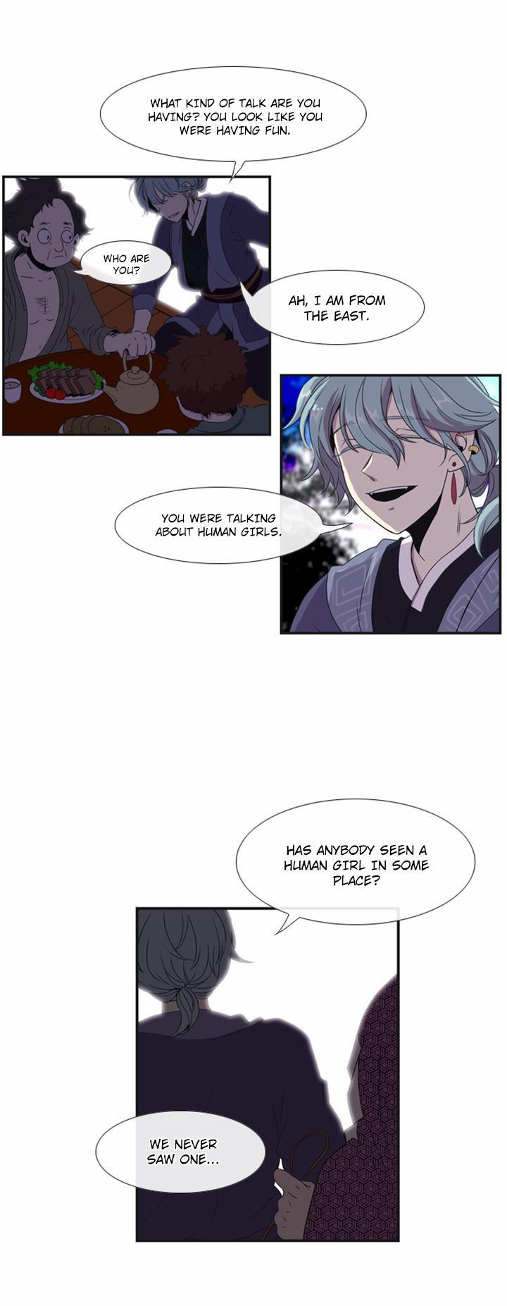 Strange and Beautiful - Chapter 9