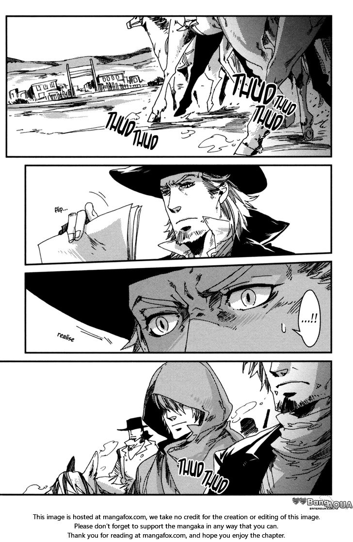 Stranger - Chapter 3