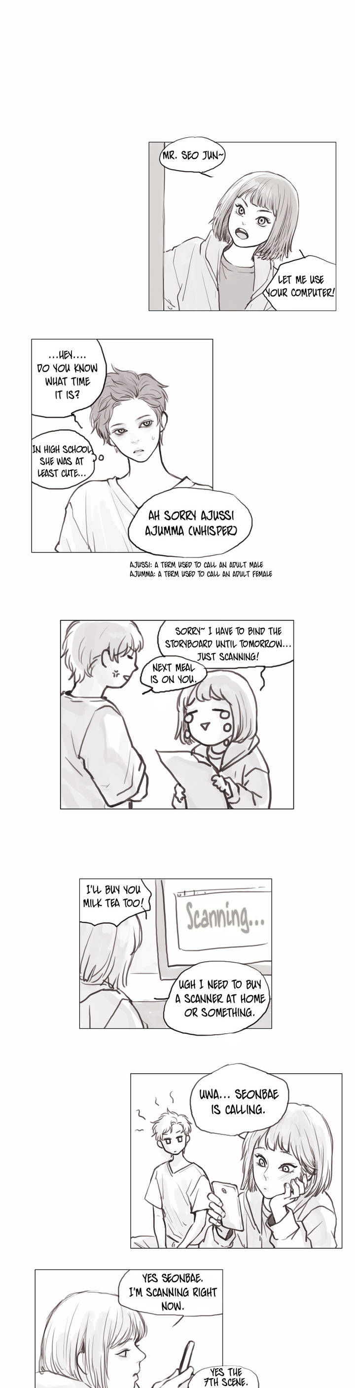 Strawberry And Milk Tea - Chapter 6
