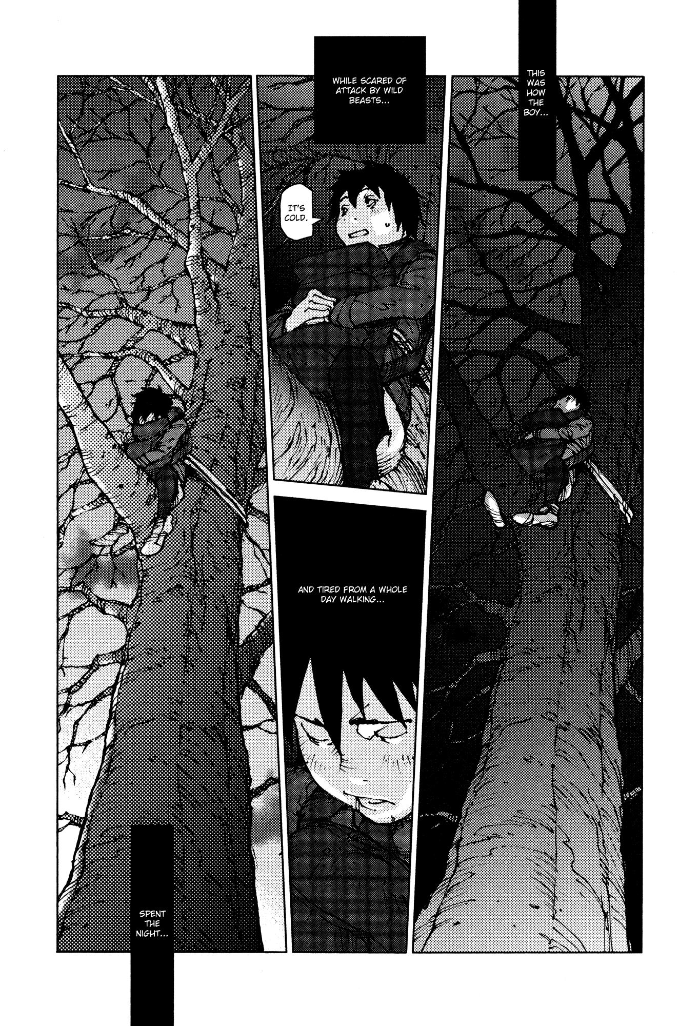 Survival: Shounen S no Kiroku - Chapter 14