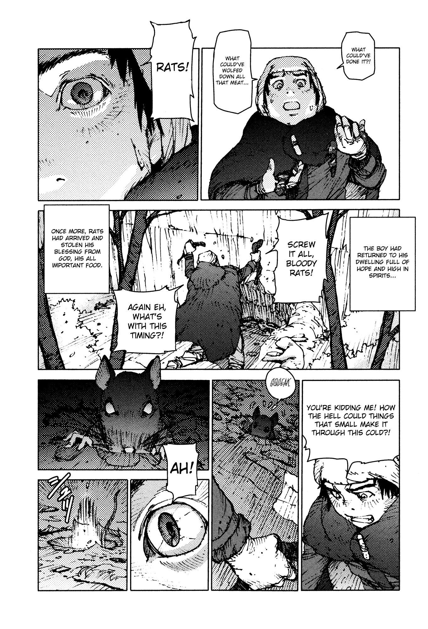 Survival: Shounen S no Kiroku - Chapter 20