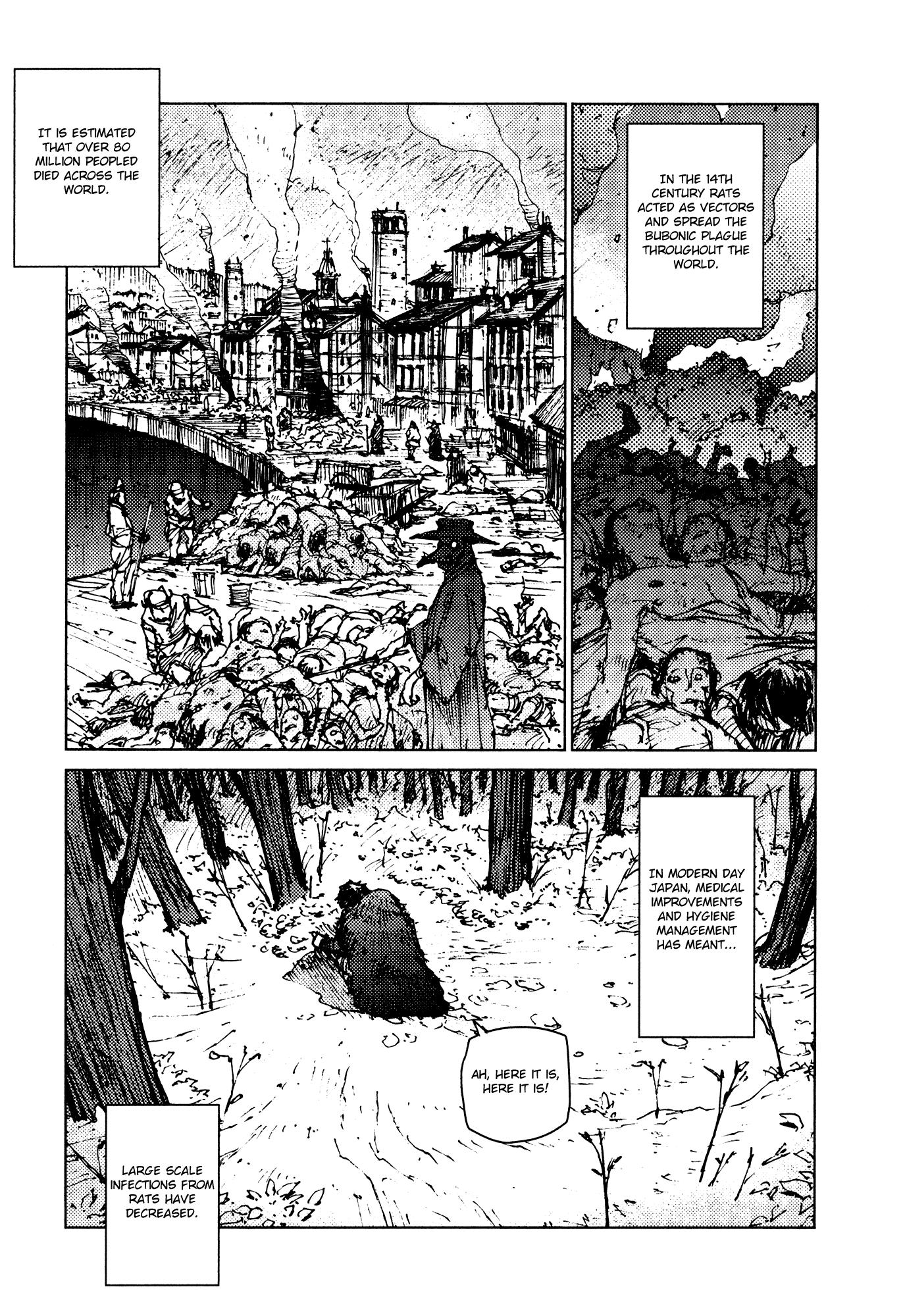 Survival: Shounen S no Kiroku - Chapter 21