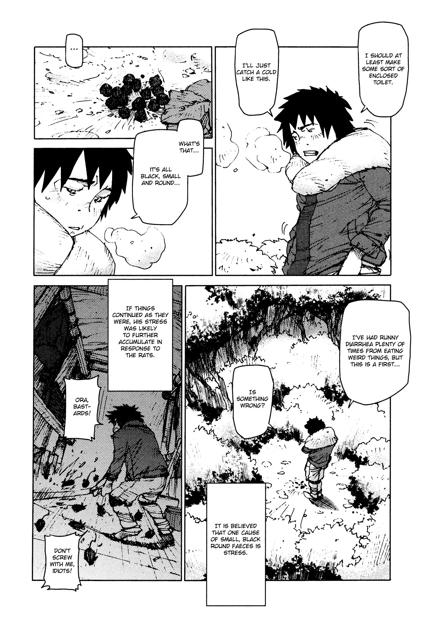 Survival: Shounen S no Kiroku - Chapter 22