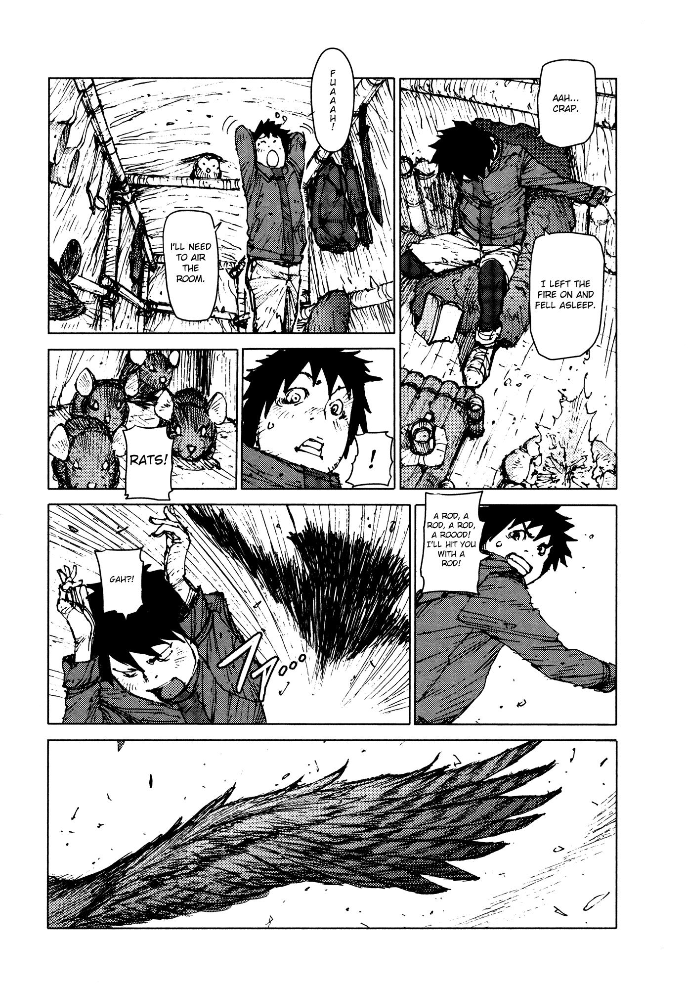 Survival: Shounen S no Kiroku - Chapter 24