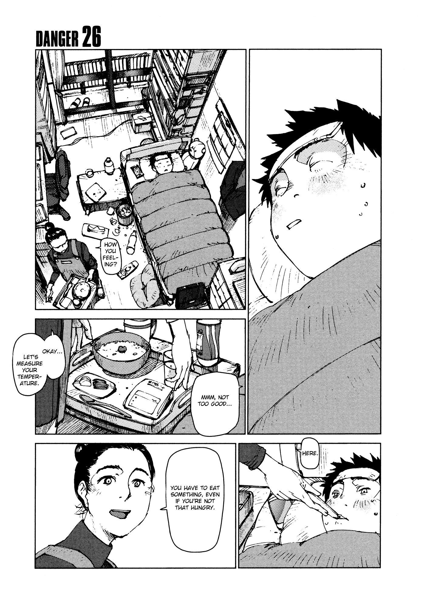 Survival: Shounen S no Kiroku Ch.26