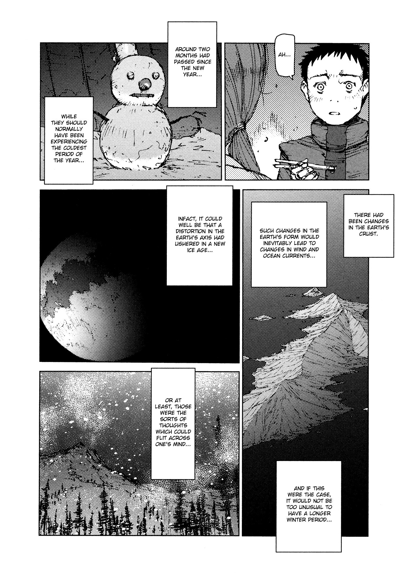 Survival: Shounen S no Kiroku - Chapter 48