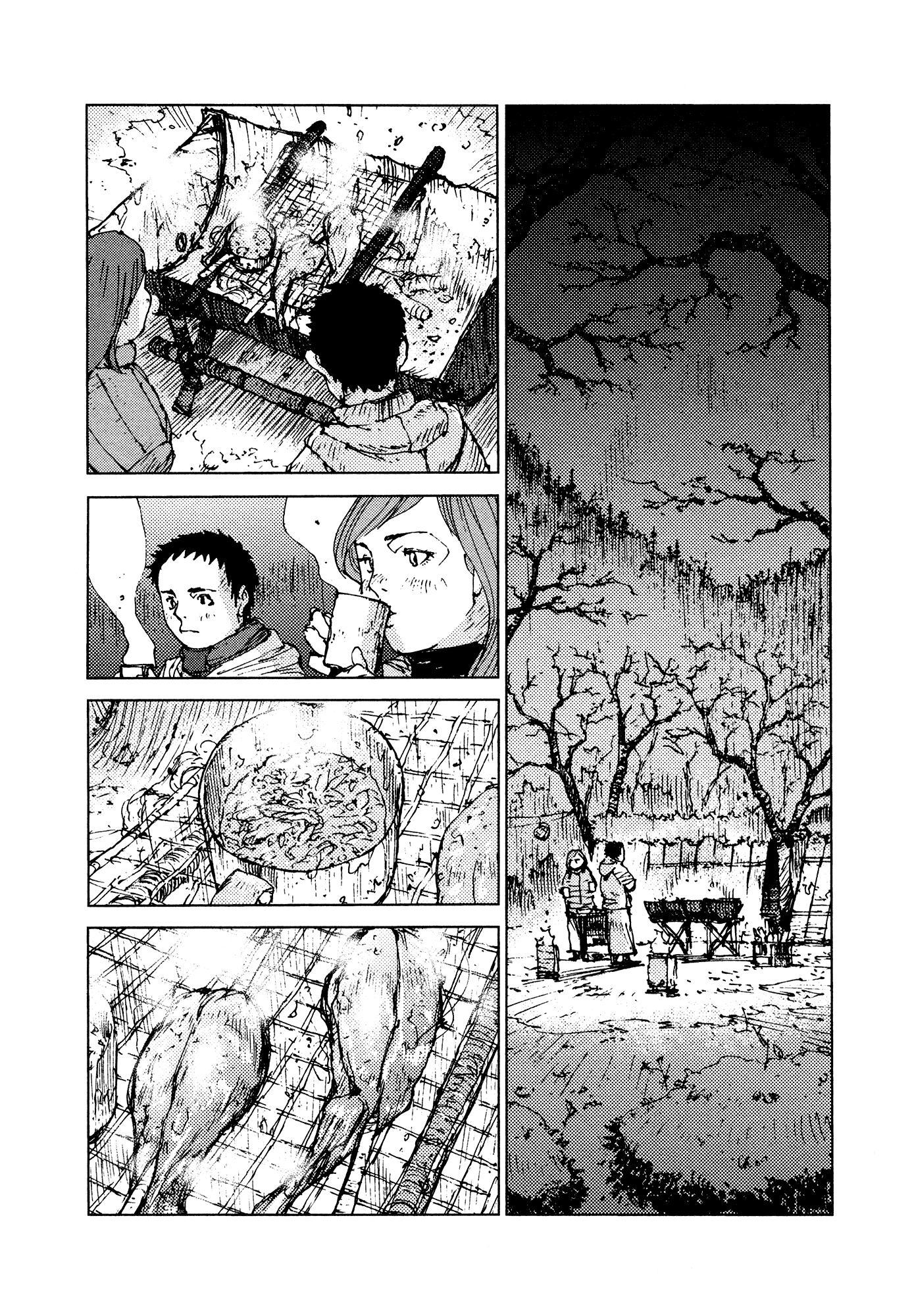 Survival: Shounen S no Kiroku - Chapter 49
