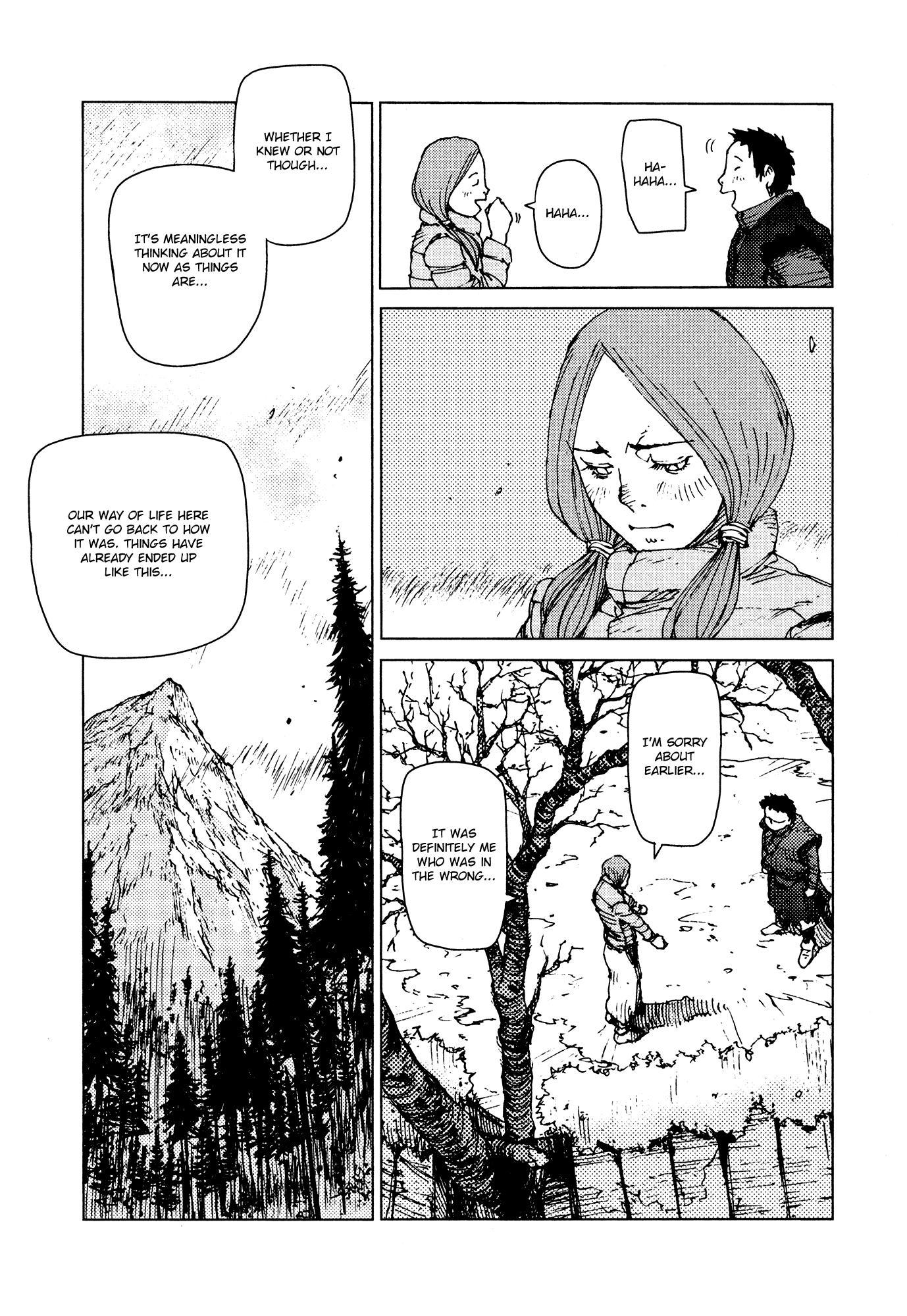 Survival: Shounen S no Kiroku Ch.51