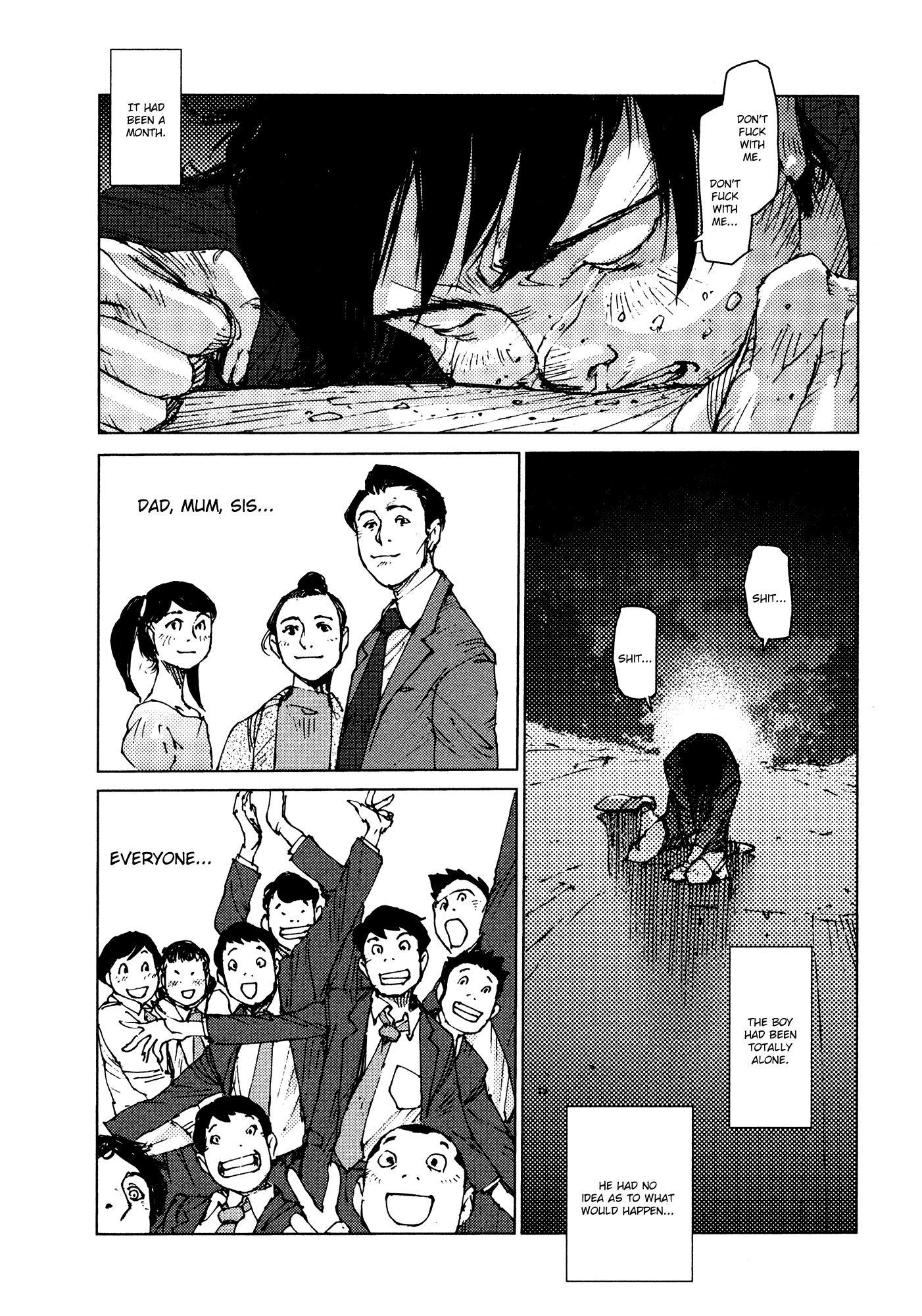 Survival: Shounen S no Kiroku - Chapter 9